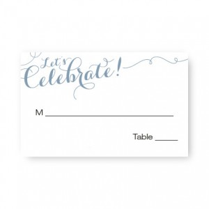 Darling Seating Cards