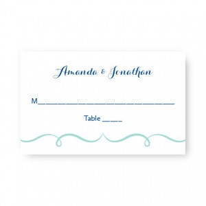Embrace Seating Cards
