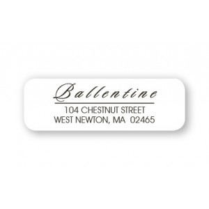 Have It Your Way Address Labels