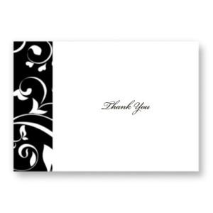 Terra Bella Thank You Cards