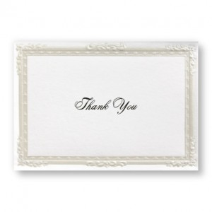 Pure Romance Thank You Cards