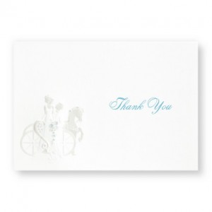Truly Romantic Thank You Cards