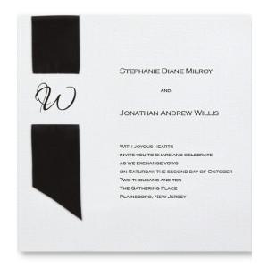 Allegro II Wedding Invitations