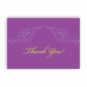 Reese Thank You Cards