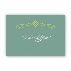 Bailey Thank You Cards
