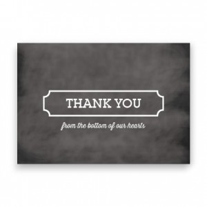 Keely Thank You Cards