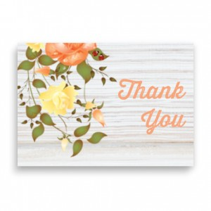 Arianna Thank You Cards