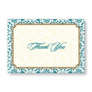 Florence Thank You Cards