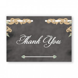 Cici Thank You Cards