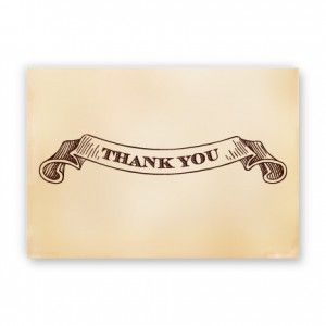 Cadence Thank You Cards