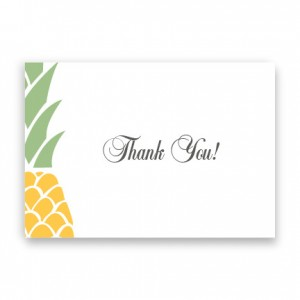 Juliette Thank You Cards
