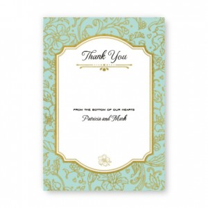 Brianne Thank You Cards