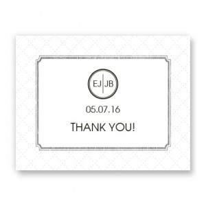 Coco Thank You Cards