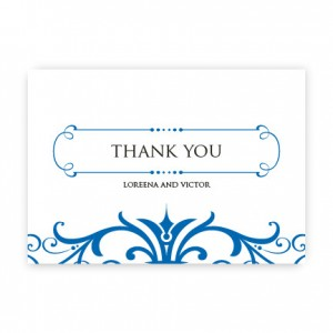Felicia Thank You Cards