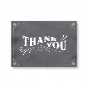 Jenny Thank You Cards