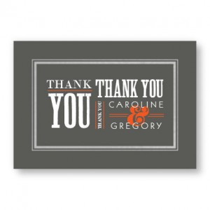 Ellen Thank You Cards