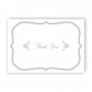 Catherine Thank You Cards
