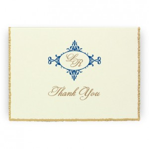 Willow Thank You Cards