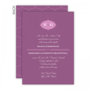 Laine Wedding Invitations