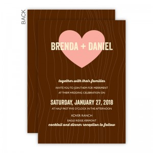 Evie Wedding Invitations