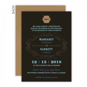 Fallon Wedding Invitations