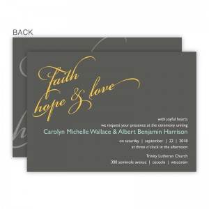 Emerson Wedding Invitations