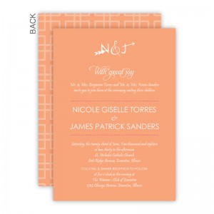 Layla Wedding Invitations