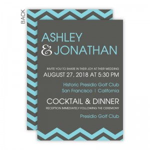 Charlie Wedding Invitations