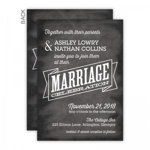 Reyna Wedding Invitations