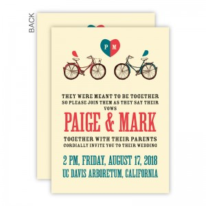 Sawyer Wedding Invitations