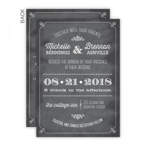 Tarryn Wedding Invitations