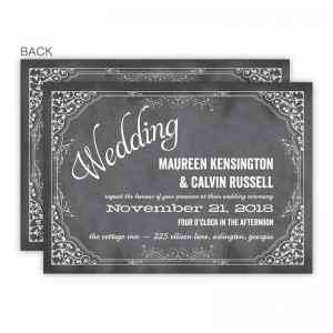 Heidi Wedding Invitations