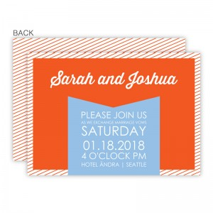 Anya Wedding Invitations