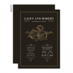 Laura Wedding Invitations