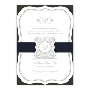 Catherine Wedding Invitations SAMPLE