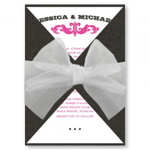 Orleans Wedding Invitations