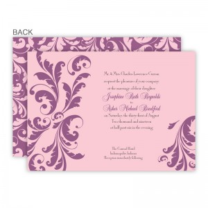 Lavish Affair Wedding Invitations