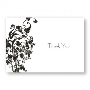 Prestige Thank You Cards