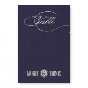 Broadway Marquee Table Cards