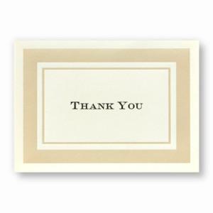 Claridge Thank You Cards