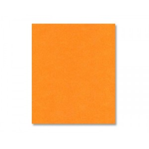 Orange Shimmer Cardstock - Various Sizes
