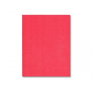 Red Shimmer Cardstock - Various Sizes