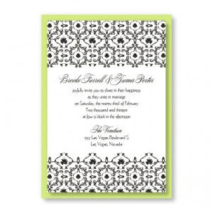 Kismet Wedding Invitations
