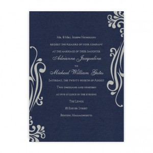 Lauren Classic Wedding Invitations