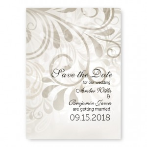 Loves Splendor Save The Date Cards
