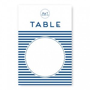 Moonlight Table Cards