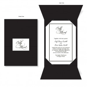 Presentation Wedding Invitations