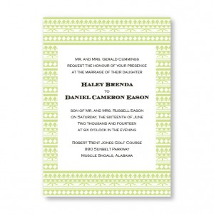 Rhapsody Wedding Invitations