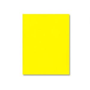 Sunshine Yellow Cardstock - Various Sizes