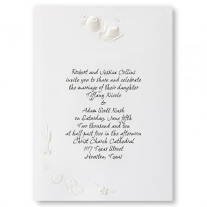 Western Love Rustic Wedding Invitations